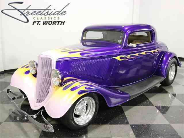 1933 Ford 3-Window Coupe | 1013339