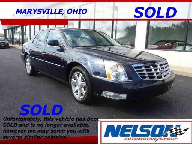 2007 Cadillac DTS   1010334