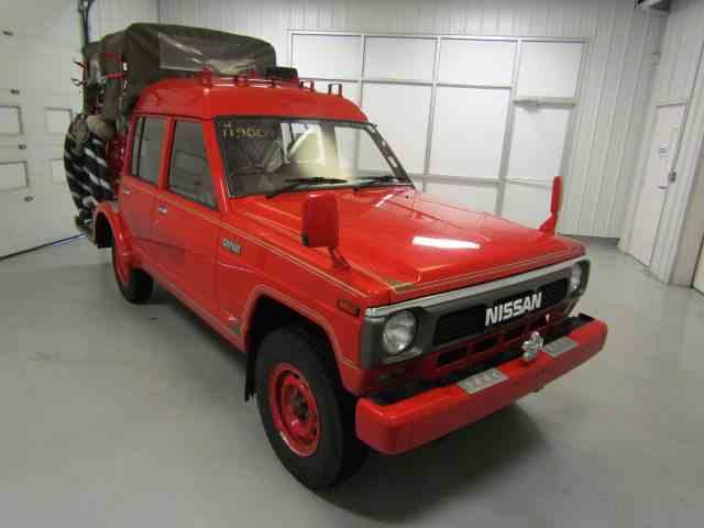 1991 Nissan Safari | 1013344