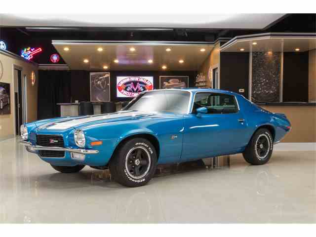 1970 to 1972 chevrolet camaro z28 for sale on. Black Bedroom Furniture Sets. Home Design Ideas