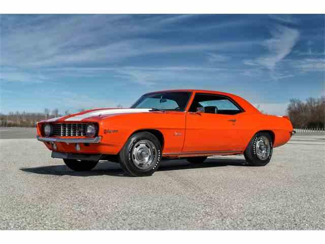 1969 Chevrolet Camaro | 1013370