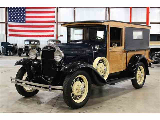 1931 Ford Model A | 1013375