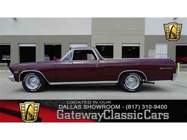 1966 Chevrolet El Camino | 1013384