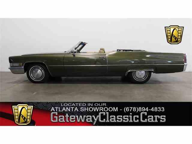 1970 Cadillac DeVille | 1013385