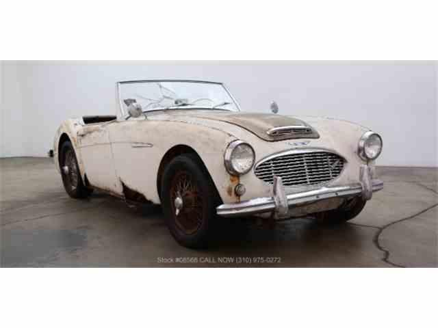 1960 Austin-Healey 3000   1013386
