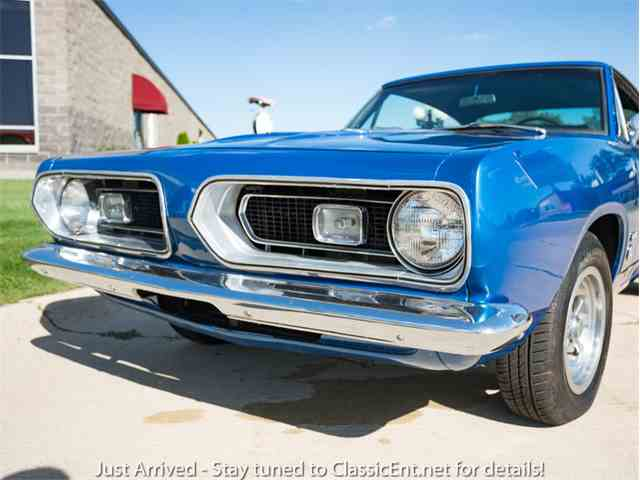1967 Plymouth Barracuda | 1013387