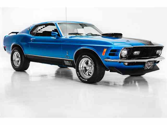 1970 Ford Mustang | 1013400