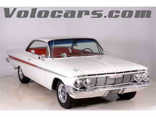 1961 Chevrolet Impala SS | 1013402