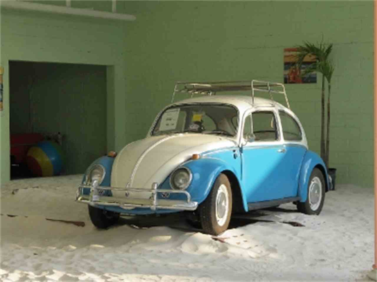 1966 Volkswagen Beetle for Sale | ClassicCars.com | CC-1013417