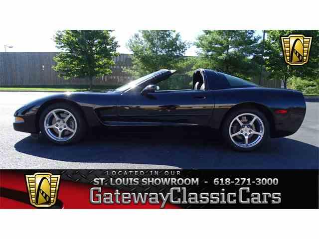 2002 Chevrolet Corvette | 1013422