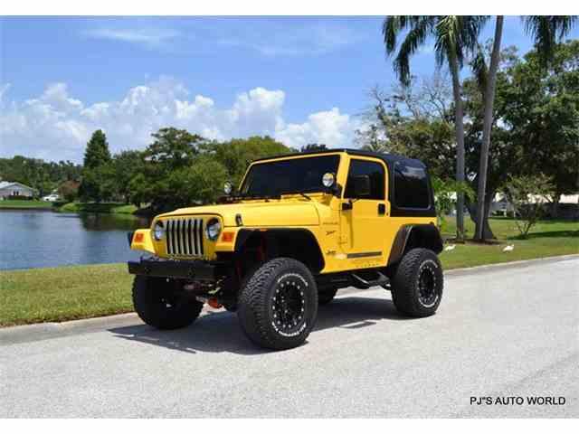 2002 Jeep Wrangler | 1013427