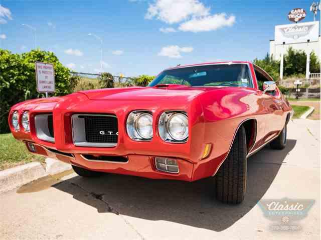 1970 Pontiac GTO | 1013432