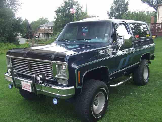 1977 Chevrolet Blazer | 1013436