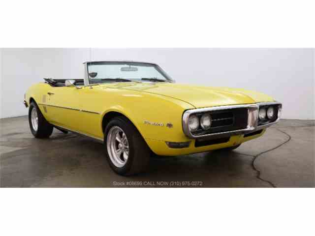 1968 Pontiac Firebird | 1013438