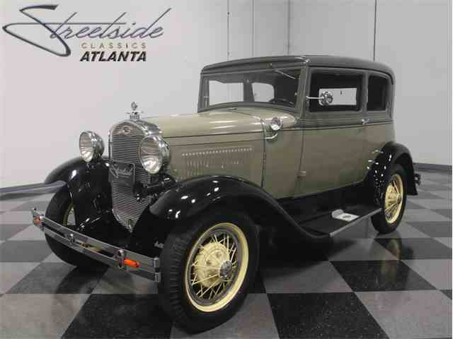 1931 Ford Model A | 1013463