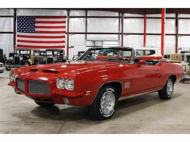 1971 Pontiac LeMans | 1013466