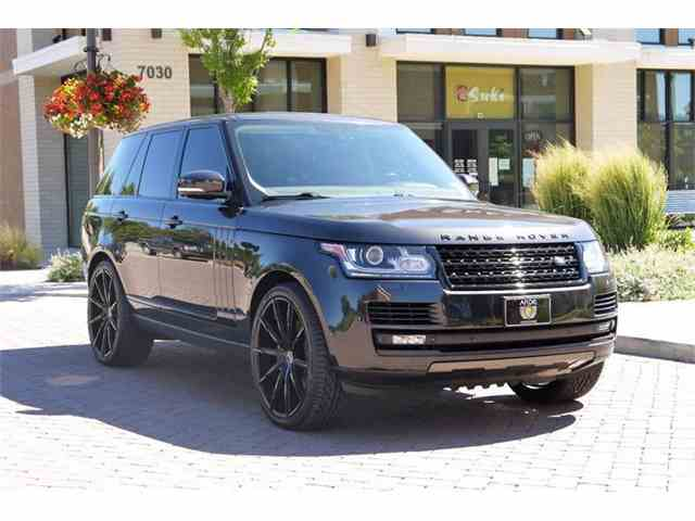 Picture of '13 Range Rover - LNL7