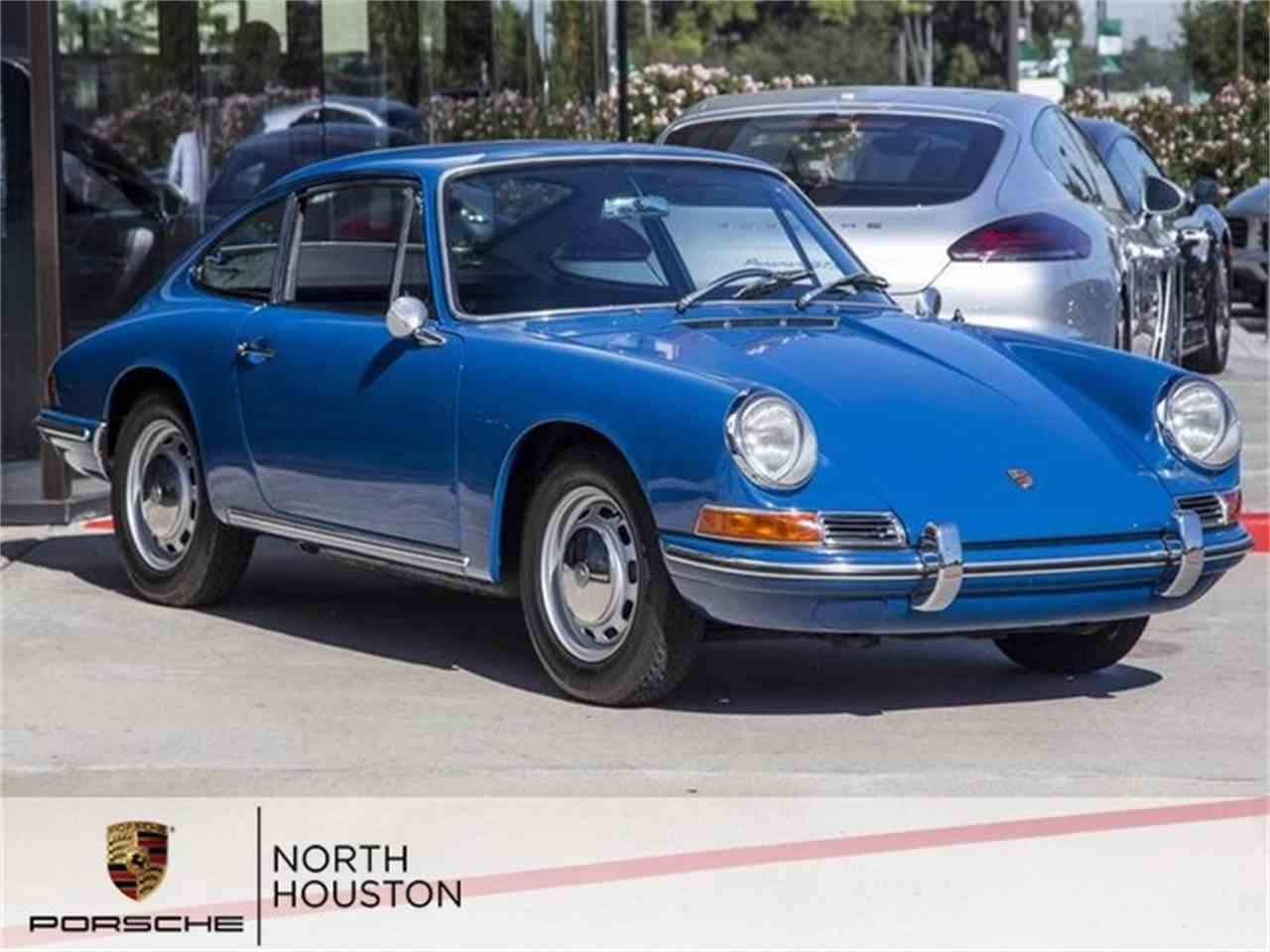 Cars For Sale In Houston: 1966 Porsche 912 For Sale