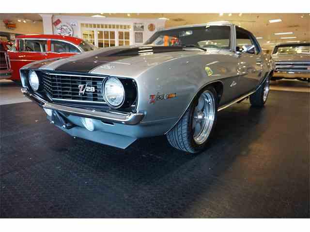 1969 Chevrolet Camaro | 1013505