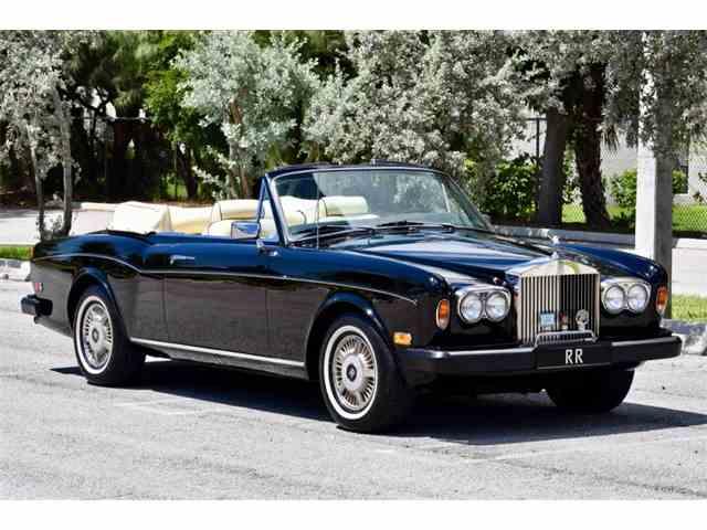 1980 Rolls-Royce Corniche | 1010351