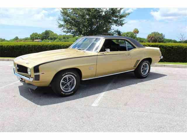 1969 Chevrolet Camaro | 1013544