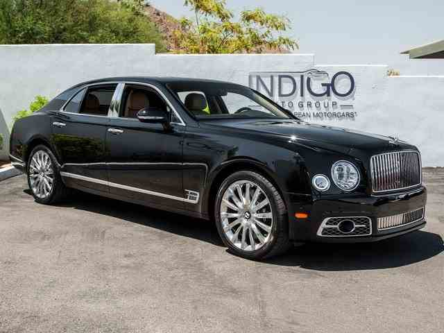 2017 Bentley Mulsanne S | 1013564