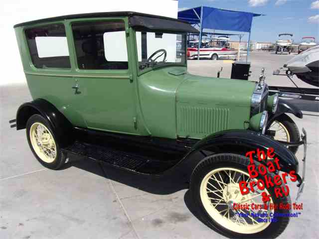 1927 Ford Model T   1013574