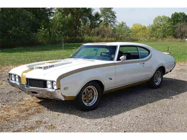 1969 Oldsmobile Cutlass | 1013597