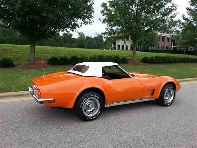 1973 Chevrolet Corvette | 1013600