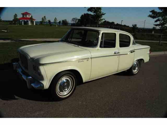 1960 Studebaker Lark | 1013607