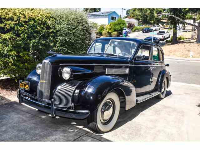 1939 Cadillac LaSalle | 1013610