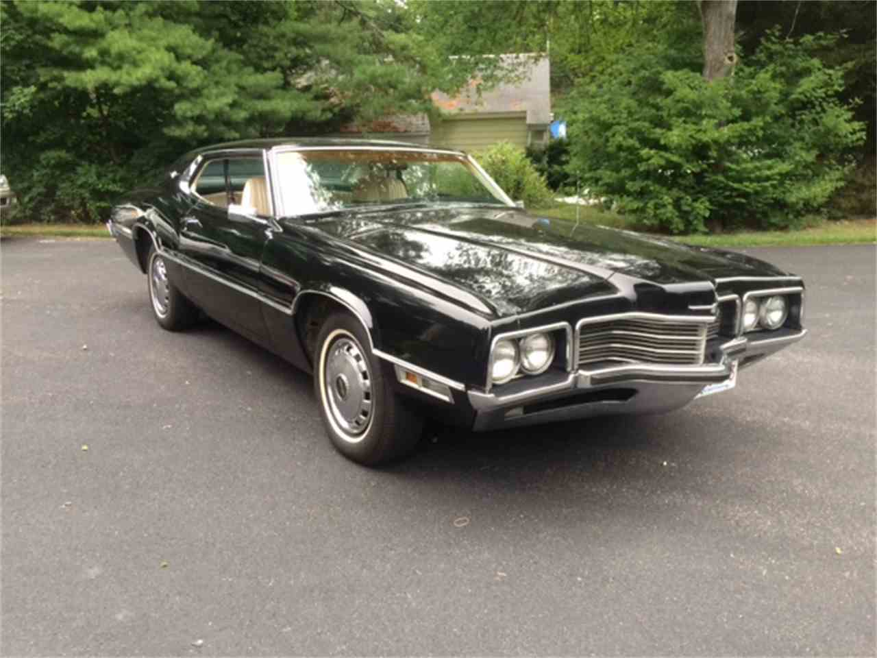 Picture Of 71 Thunderbird