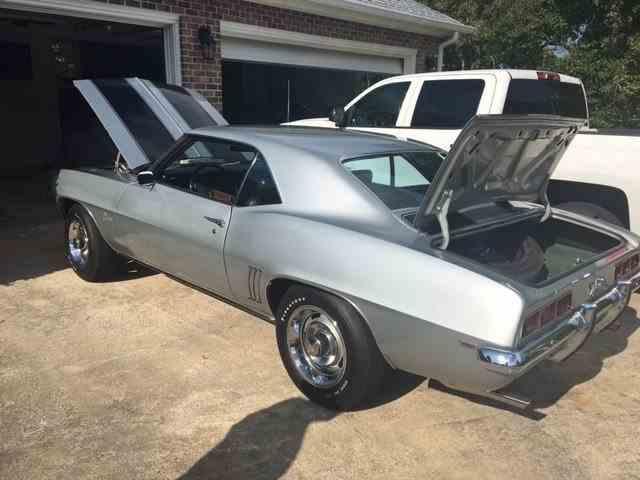 1969 Chevrolet Camaro Z28 | 1013625