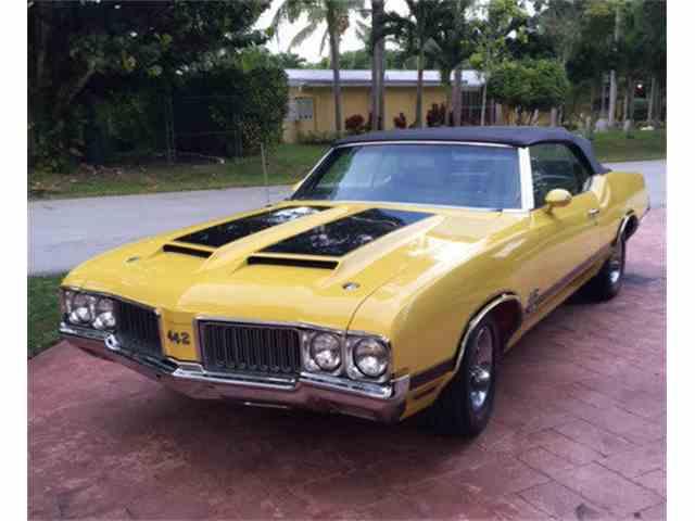 1970 Oldsmobile 442 | 1013626