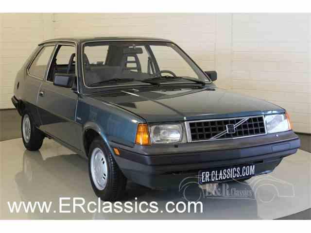 1988 Volvo 340 DL   1010376