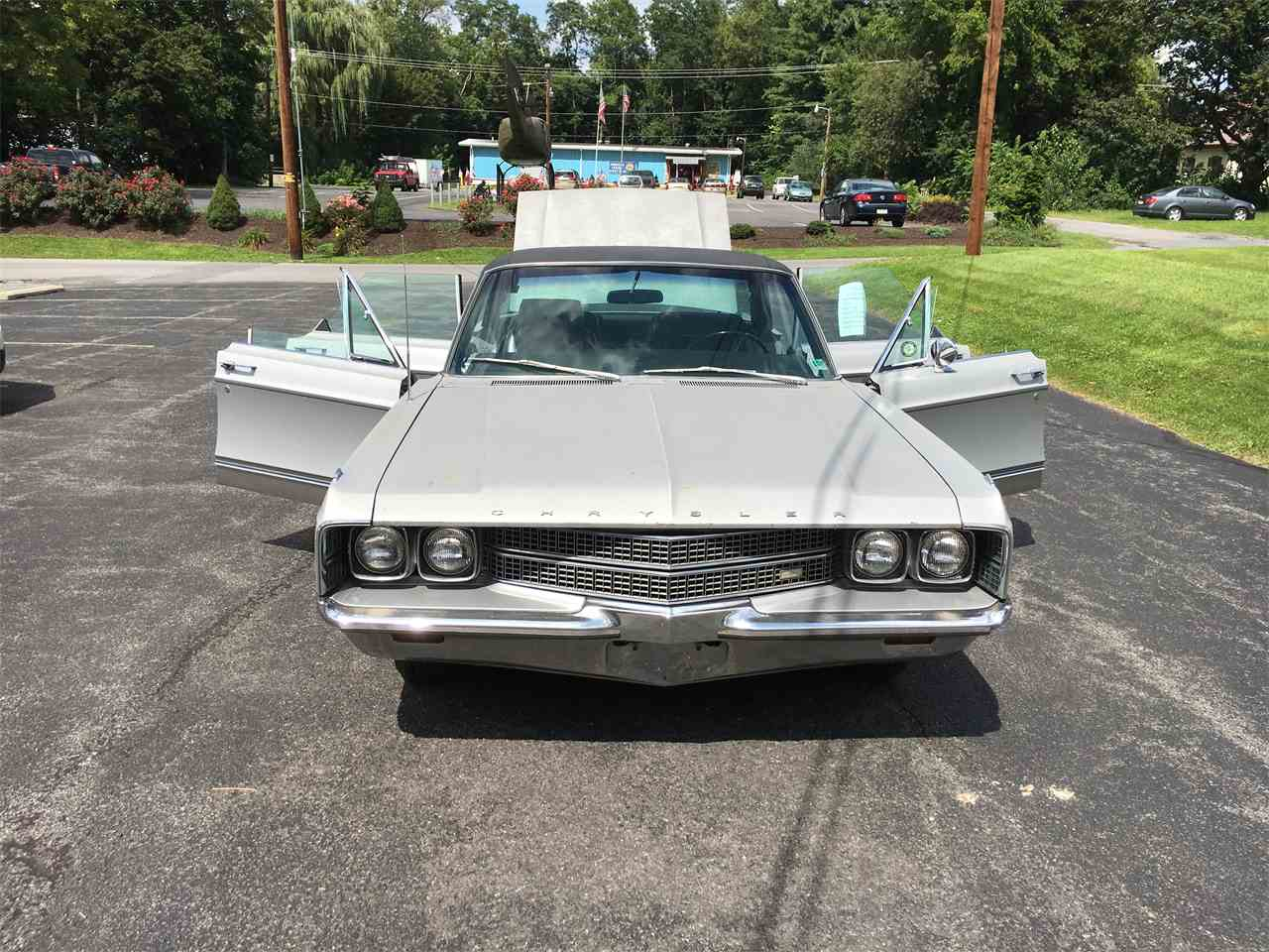 1968 chrysler new yorker for sale cc 1013794. Black Bedroom Furniture Sets. Home Design Ideas