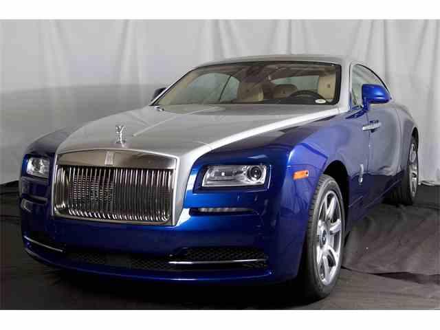2014 Rolls-Royce Silver Wraith | 1013799