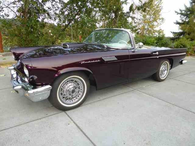 1957 Ford Thunderbird   1013805