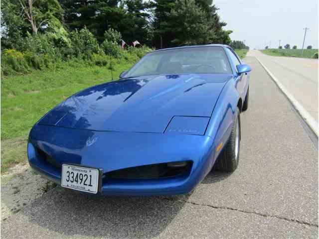 1991 Pontiac Firebird Formula | 1013809