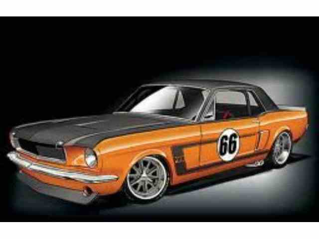1967 Ford Mustang   1013815
