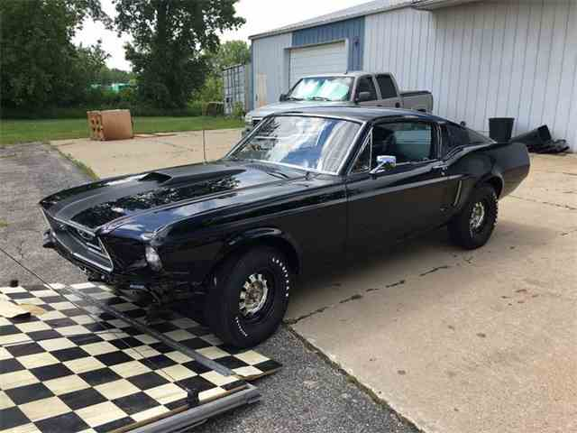 1968 Ford Mustang | 1013816