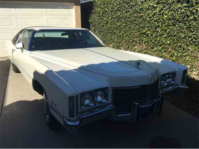 Picture of '72 Eldorado - LQ9N