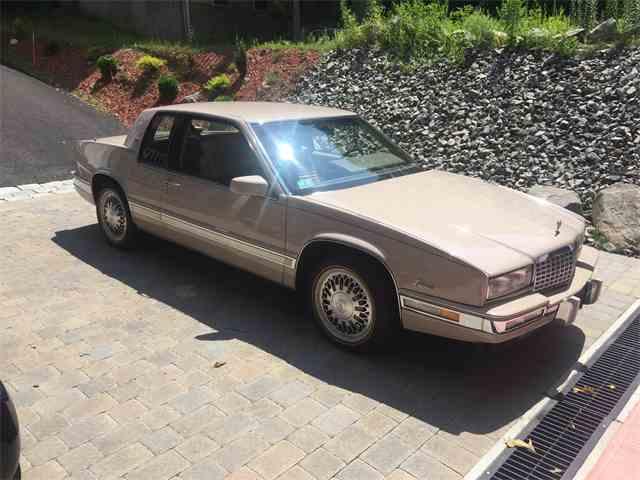 1988 Cadillac Eldorado   1013824