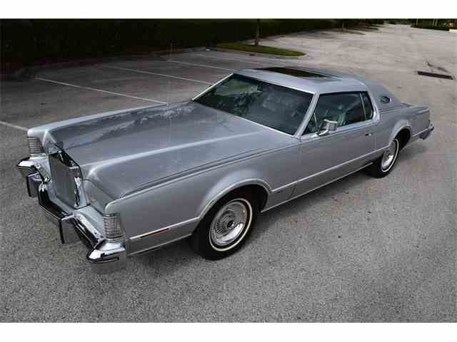 1975 Lincoln Continental Mark IV | 1013828