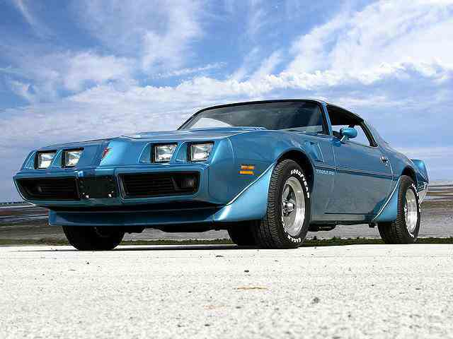1980 Pontiac Firebird Trans Am | 1013830