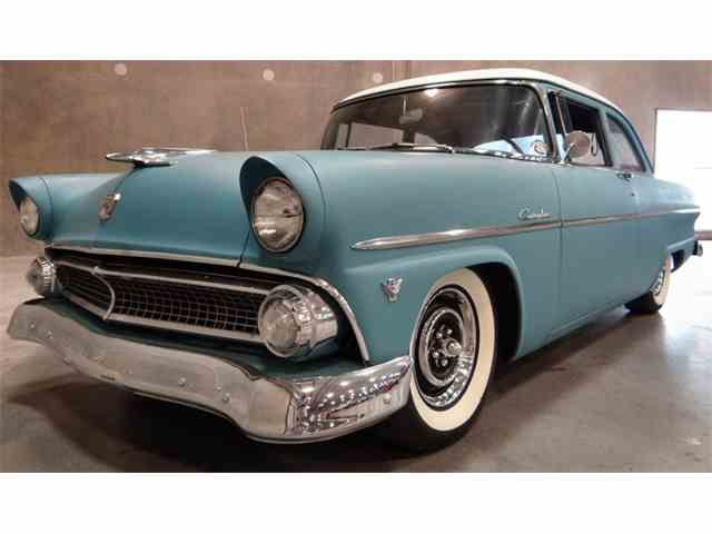 1953 to 1955 ford customline for sale on for 1954 ford customline 4 door
