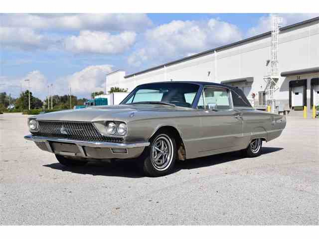 1966 Ford Thunderbird | 1013836