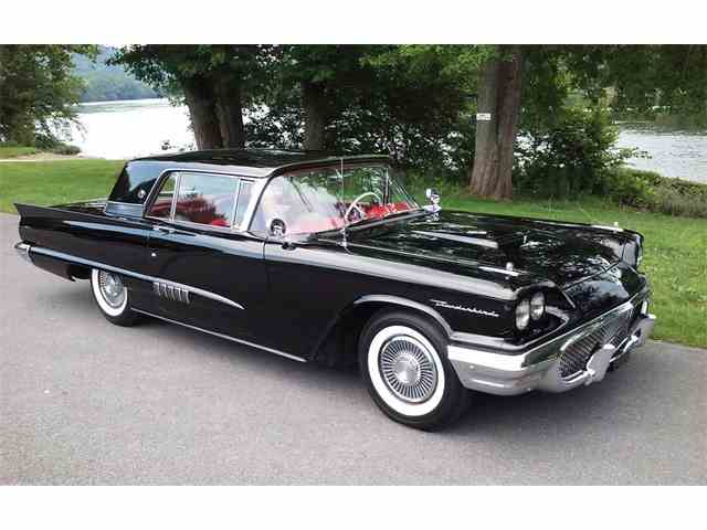 1958 Ford Thunderbird | 1010384