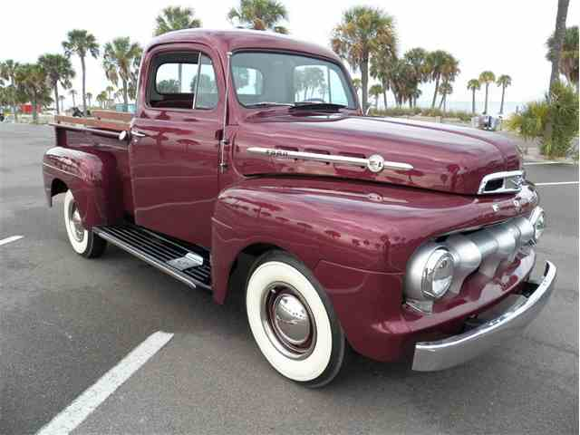 1952 Ford F1 | 1013850