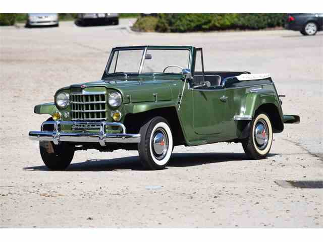 1950 Willys Jeepster | 1013852